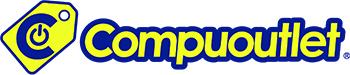logo compuoutlet vectores